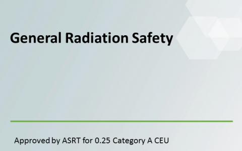 General Radiation Safety